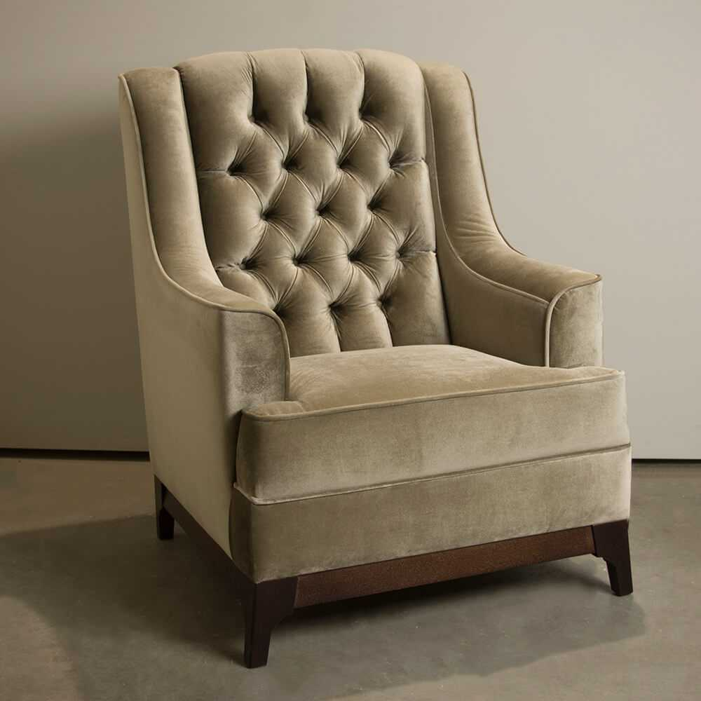 fotel pikowany galmour Levante
