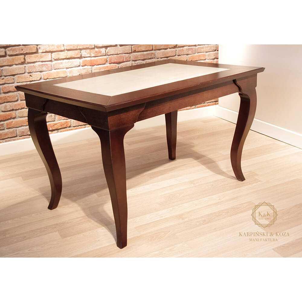 Stół Bianco Glamour
