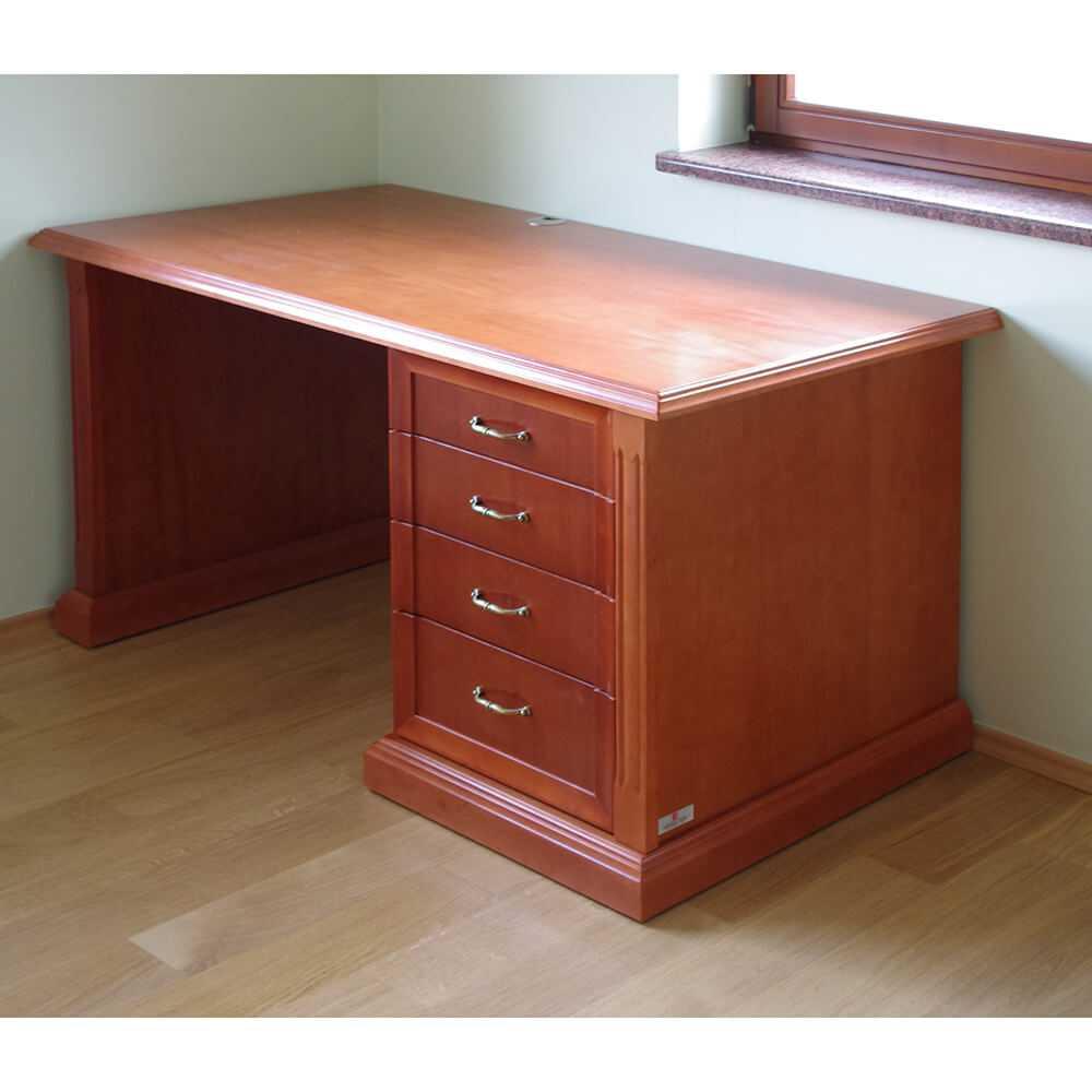 klasyczne-biurko-szuflady-z-jednej-strony-male