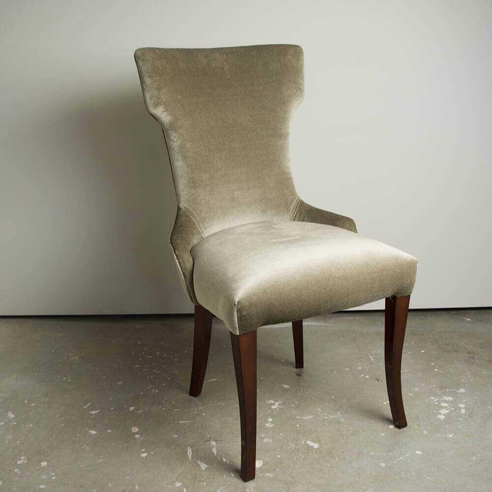 krzesło GLAMOUR z kołatką
