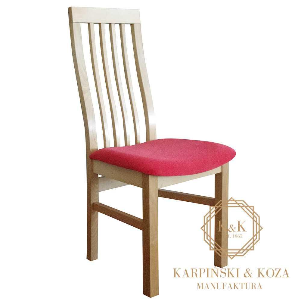 nowoczesne krzesło NOBEL do stołu
