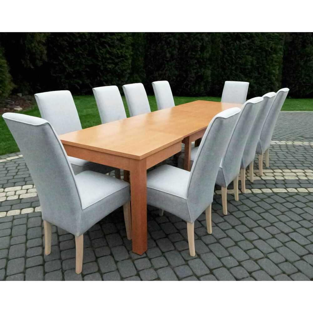 stół drewniany rozkładany nowoczesny