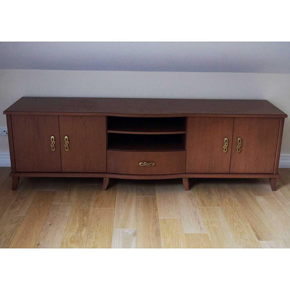 stolik pod telewizor drewniana
